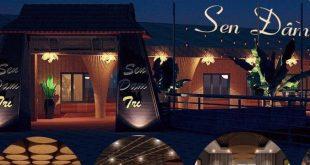 Nhà hàng Sen Đầm Trị