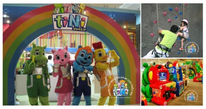 Top 14 địa điểm vui chơi cho bé tại Hà Nội
