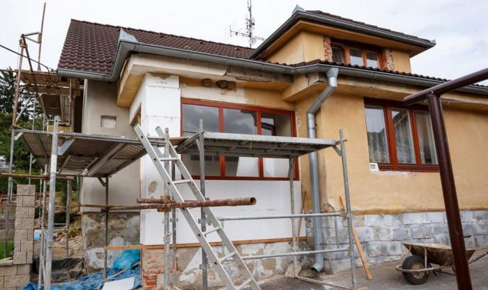 Những lưu ý khi đầu tư nhà cũ sửa sang lại
