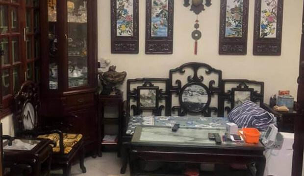 Nhà mặt phố Tân Lập Chùa Quỳnh Hai Bà Trưng vỉa hè 72m 4 tầng mt 15m giá 17 tỷ