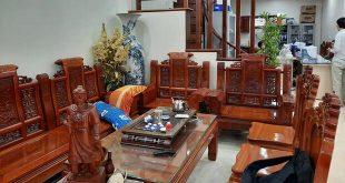 Bán nhà ngõ chợ Khâm Thiên 35m2 4 tầng mặt tiền 4.5m giá 2.9 tỷ