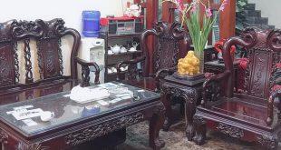 Bán nhà phố Nguyễn Lân 45m2 nhà C4 mặt tiền 5m giá 5.6 tỷ