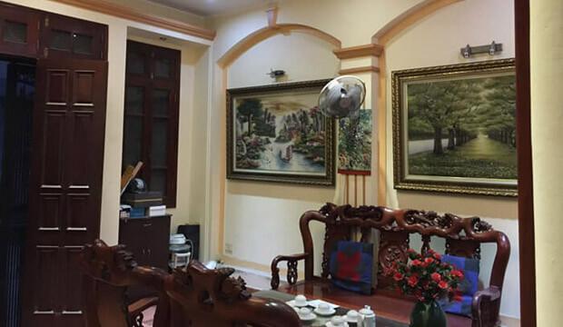 Bán nhà mặt phố Trấn Vũ, Ba Đình 180m2, mt 15m, view hồ Trúc Bạch.