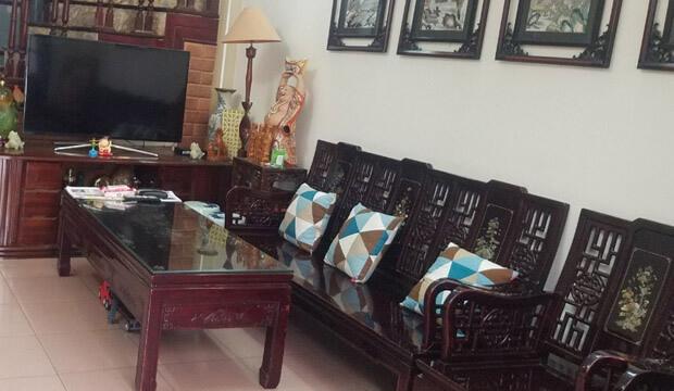 Bán nhà Tô Vĩnh Diện, phân lô bàn cờ, ô tô tránh, gara, nhà đẹp, 70m2, 4 tầng giá 7.7 tỷ